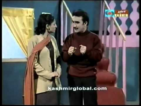 DD Kashmir-Comedy Program by Talha Jehangir