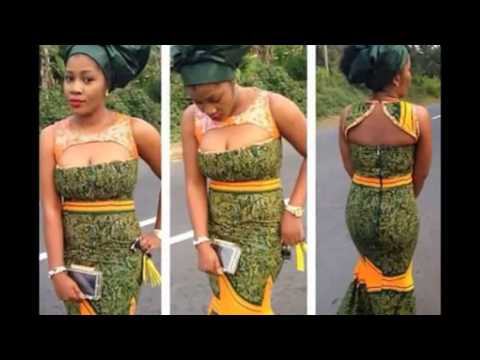 Top 40 African Dress 2016 Inspiring Trendy and Lovely Design Styles