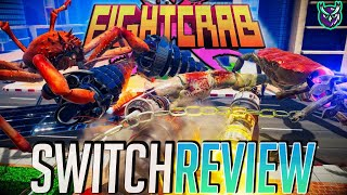 Fight Crab Switch Review - The Crab Fighting Game You've Always Wanted... Right? (Video Game Video Review)