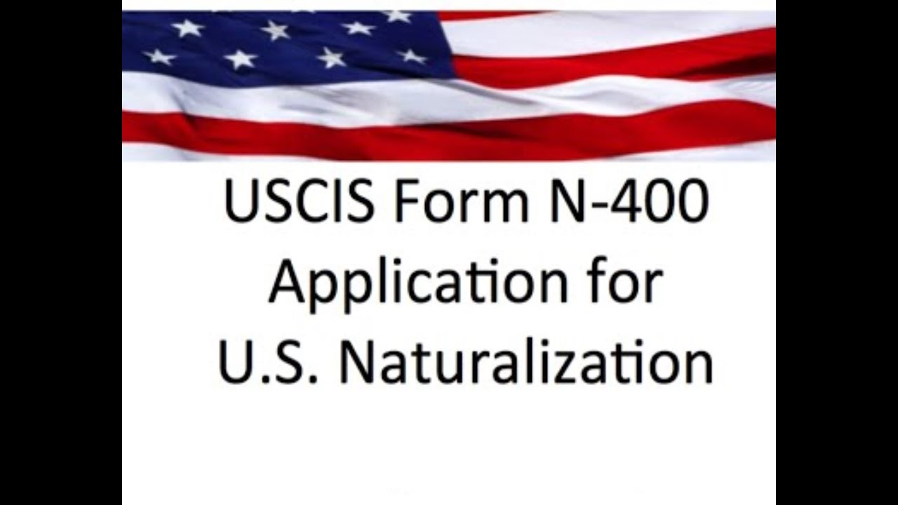 N 400 application for naturalization by english youtube n 400 application for naturalization by english falaconquin
