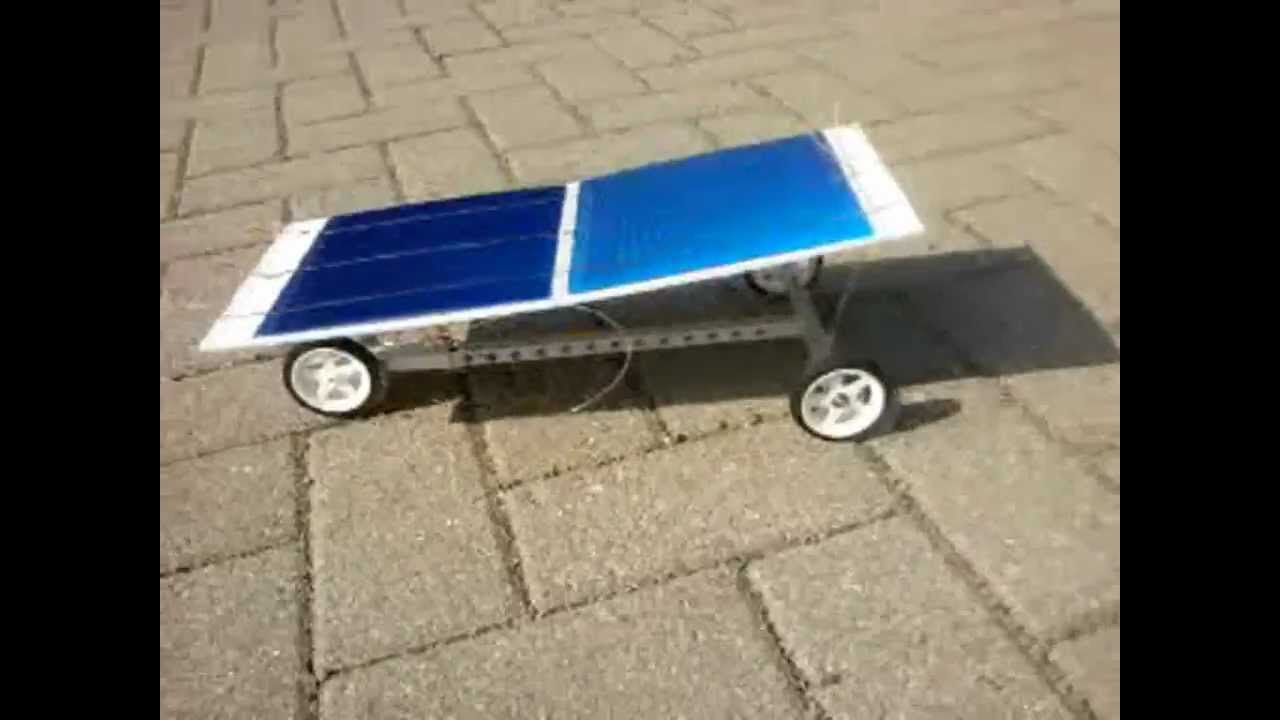 Unser Solarauto Youtube
