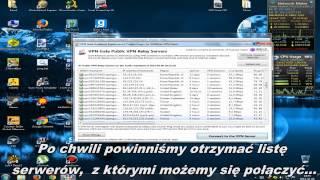 VPN Gate - Czyli Zmień swój stały Adres IP