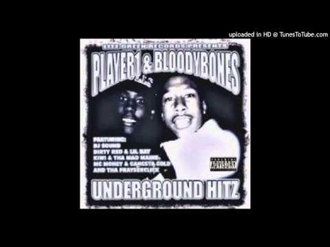 Player 1 & Bloodybones - Fuck Da Law - Underground Hitz