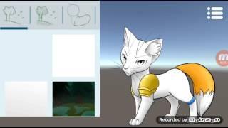 #обзор#Игры:Аватар:Мейкер  котик
