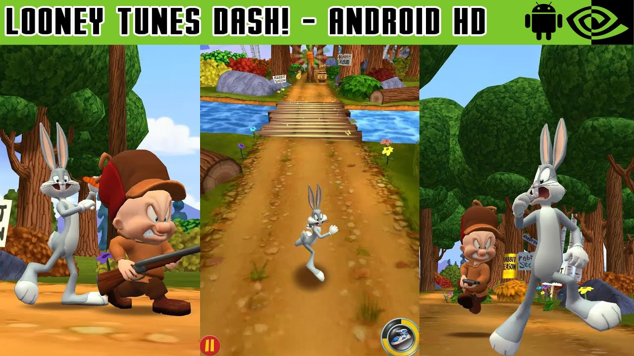 Latest Looney Tunes Android Games Apk [Mod + Data]