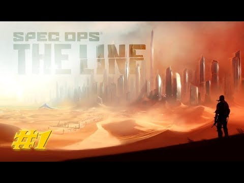 Spec Ops : The Line [1] Dubaï