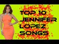 Top 10 Jennifer Lopez Songs (ft.  Eurovision Macedonia)