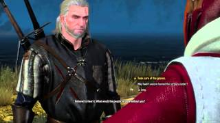 #witchergame - funeral pyre Finale