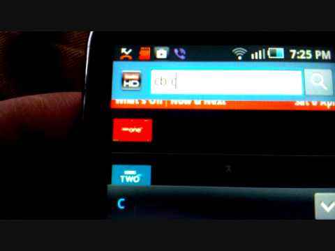 T.V Guide Freeview For Android