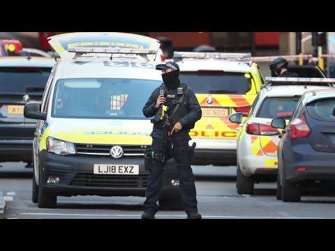 Live: Met Police