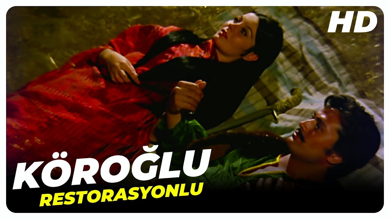 Köroğlu - Türk Filmi (Restorasyonlu)