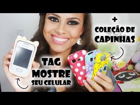 Tag: Mostre Seu Celular + Capinhas {Samsung Pocket Plus}