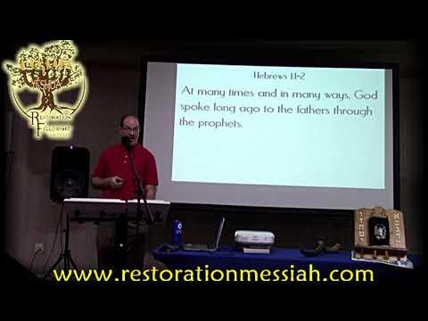 Hebrews Introduction - God Speaks