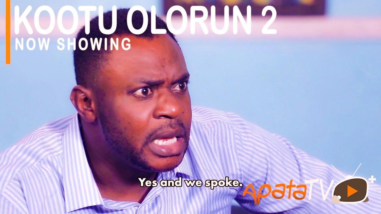 Download Kootu Olorun 2 Latest Yoruba Movie 2021 Drama Starring Odunlade Adekola|Bose Aregbesola|Olaiya  Igwe