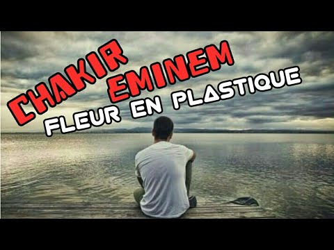 chakir eminem 2010 fleurs en plastique(sing for the moment)