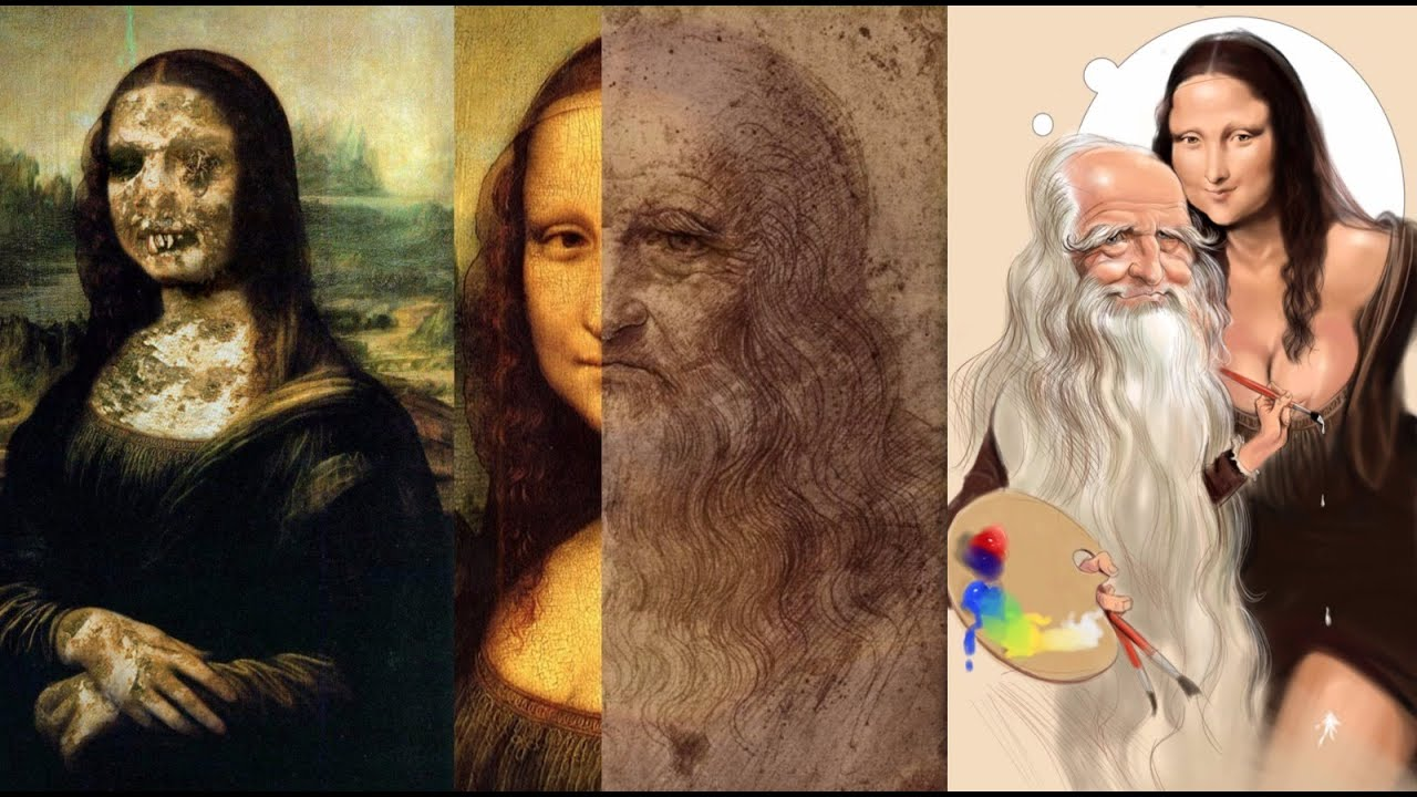 leonardos mona lisa vs michelangelos david After seeing the works of leonardo da vinci it would seem that these images are specifically derived from the 'earlier mona lisa', the one on which he was working at the time of raphael's visit.