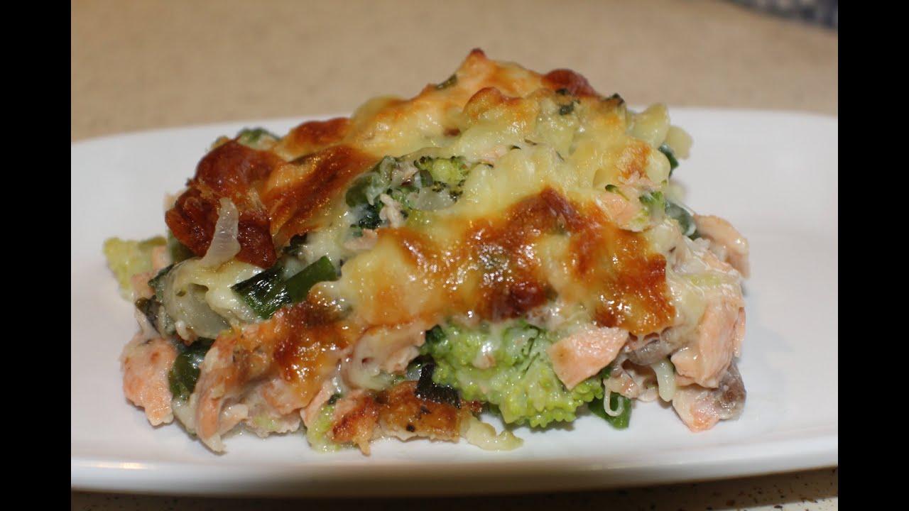 How Do You Make Salmon Pasta Bake | Howsto.Co