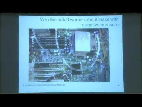 MIT Enterprise Forum San Diego January 2018 – Case Study: Chilldyne