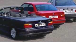 BMW 3er Facelift IAA 2015 - 40 Jahre BMW 3er-Reihe
