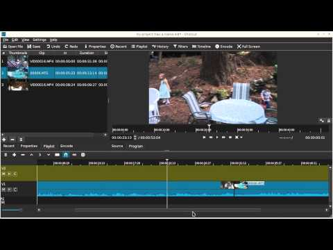 Tutorial: Multitrack Timeline Basics
