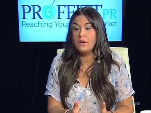 Proffitt PR Offers Public Relations, Strategic Marketing, Social Media & More