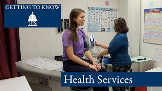 Getting to Know UIS: Health Services