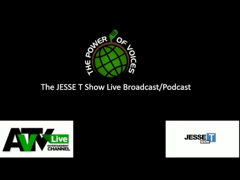 The JESSE T Show KTNT RADIO AND TV  Broadcast Podcast Network