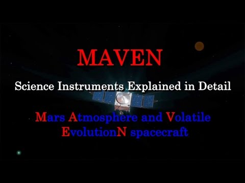 MAVEN Science Instruments Explained - Why Mars Lost its Atmosphere