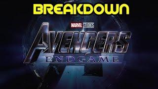 Avengers : Endgame Trailer Breakdown in Tamil #Nitheeexplains #Avengers4 #Avengersendgame #Marvel