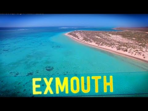 EXPLORING Exmouth In Western Australia! Cape Range
