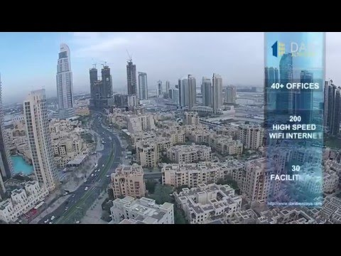 Dar Almazaya Business Center in Dubai Downtown