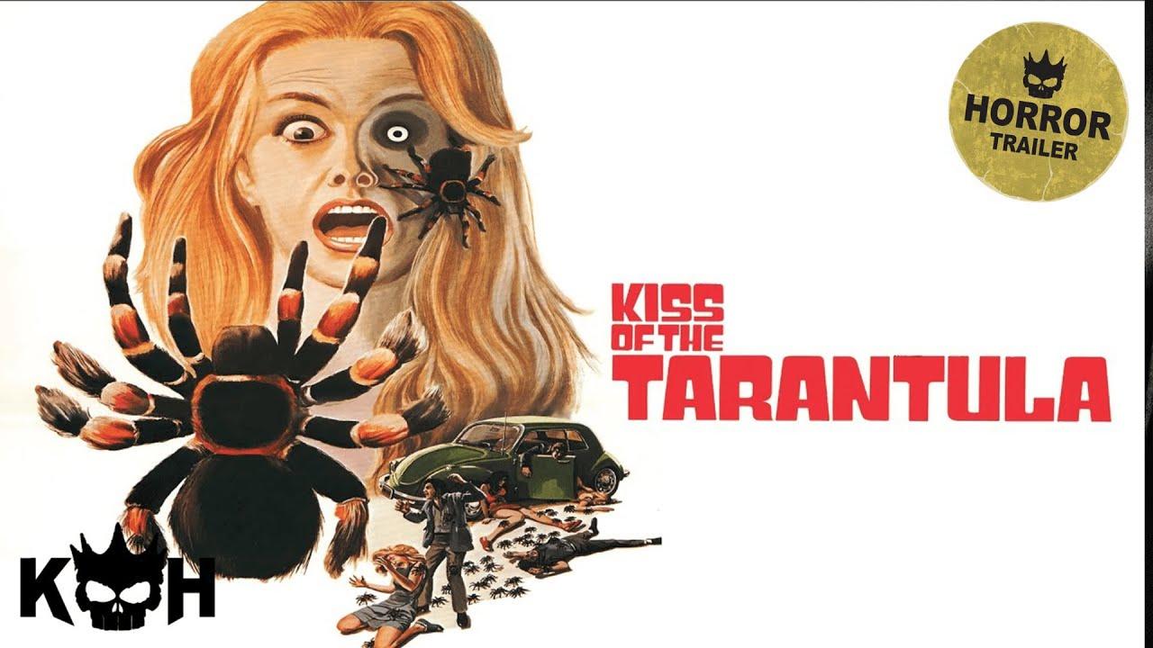 Kiss Of The Tarantula   Free Horror Trailer