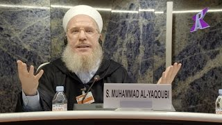 H.H. Shaykh Muhammad Al Yaqoubi at the Global Summit: Religion, Peace and Security
