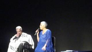 La Llorona, Eugenia León cantando a Chavela Vargas en Bellas Artes 2012