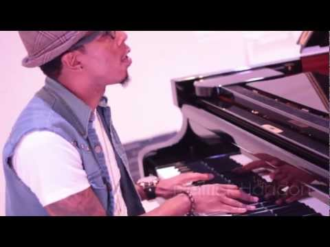 East West Studio Session with Deitrick Haddon