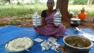 சூடான சாப்பாட்டுக்கு சுவையான சிக்கன் கிரேவி ~ Spicy Chicken Gravy~  Chicken Masala Recipe in Tamil,