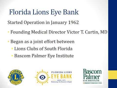 Florida Lions Eye Bank