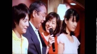 あまちゃんの足立家ユイちゃんパパの平泉成さんとママの八木亜希子さん...