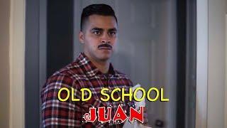 Old School Juan   David Lopez