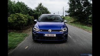 2017 Volkswagen Golf R 4motion DSG Review