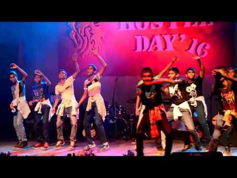 Dancing Item @ Annual Hostal Day of Dharmaraja college, Kandy