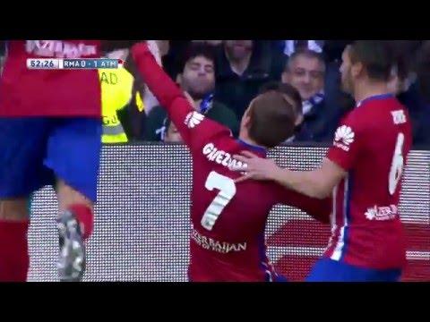 Gol de Griezmann (0-1) Real Madrid -...