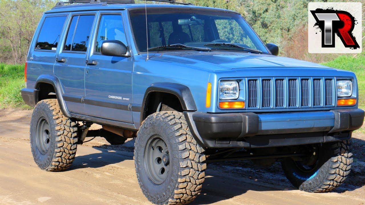 Project Jeep Cherokee XJ Overland