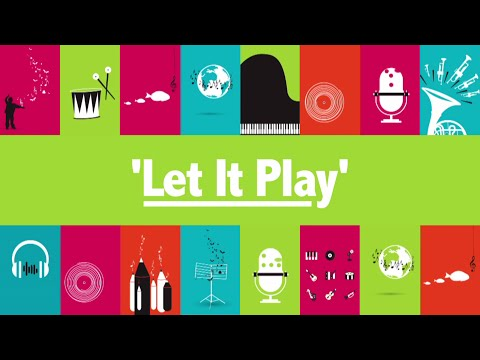 'Let It Play' for Music: Count Us In 2016 - A Sing-Along Video