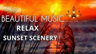Wonderful  Relaxing Stress Relief Music  ,Summer Nature Sound Chill Emotion Spa Music  Meditation