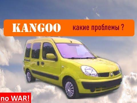Renault Kangoo, что ждет владельца