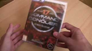 Présentation: Command & Conquer - The Ultimate Collection / FRANCAIS