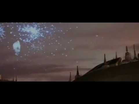 Victory Celebration Sebastian Shaw  Return of the Jedi 1997 Special Edition Ending