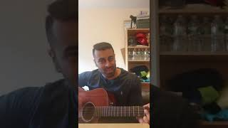 The Middle Aoustic Cover