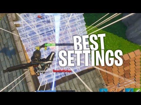 My new settings made me insane - Fortnite